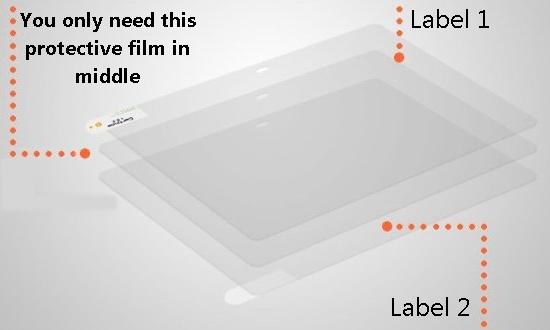 2X Anti Glare Matte Screen Protector LCD Film Apple Retina MacBook Pro 15 A1398