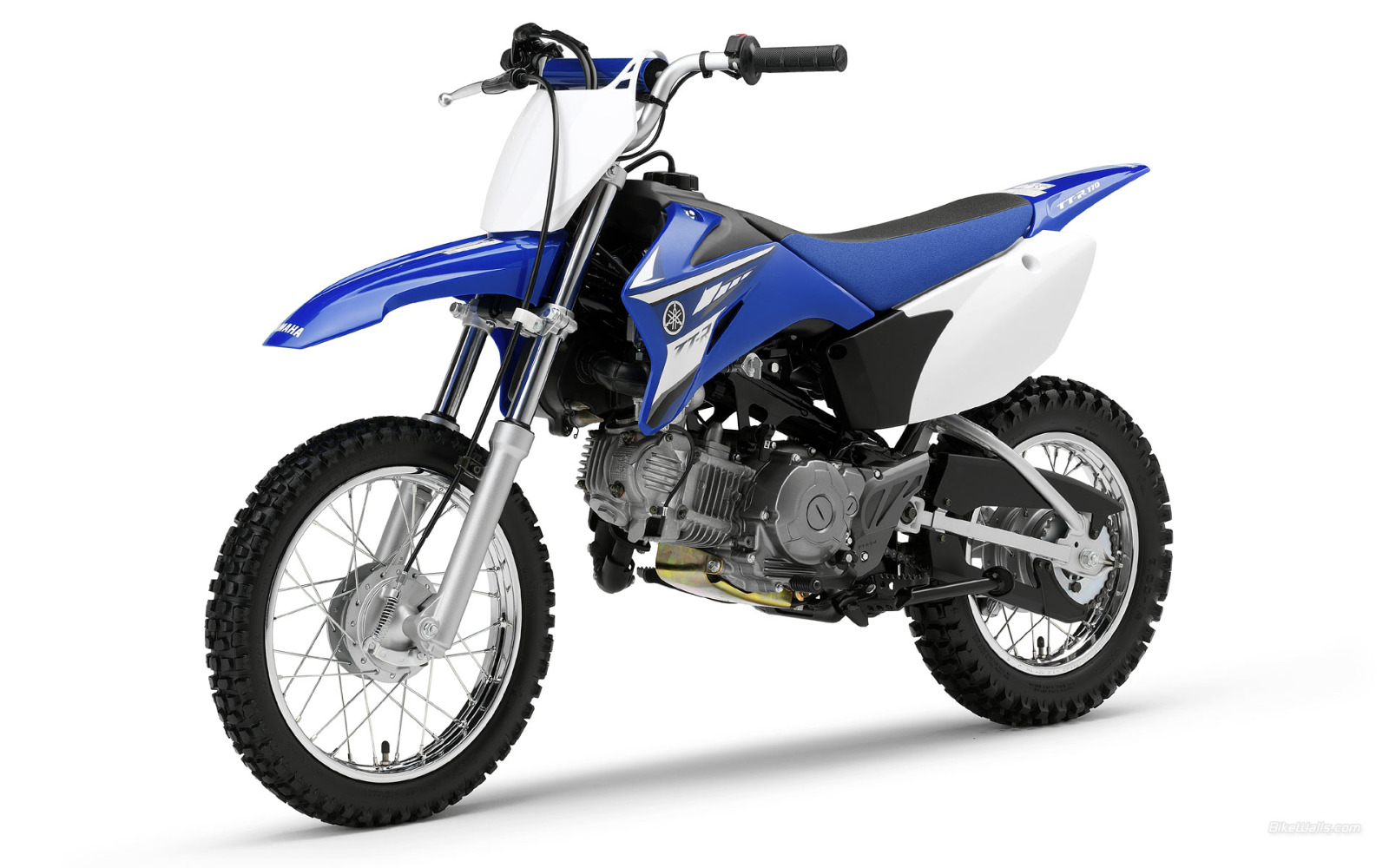 Ttr 110 style plastics graphics seat tank 125 140 150 for Yamaha dirt bike plastics