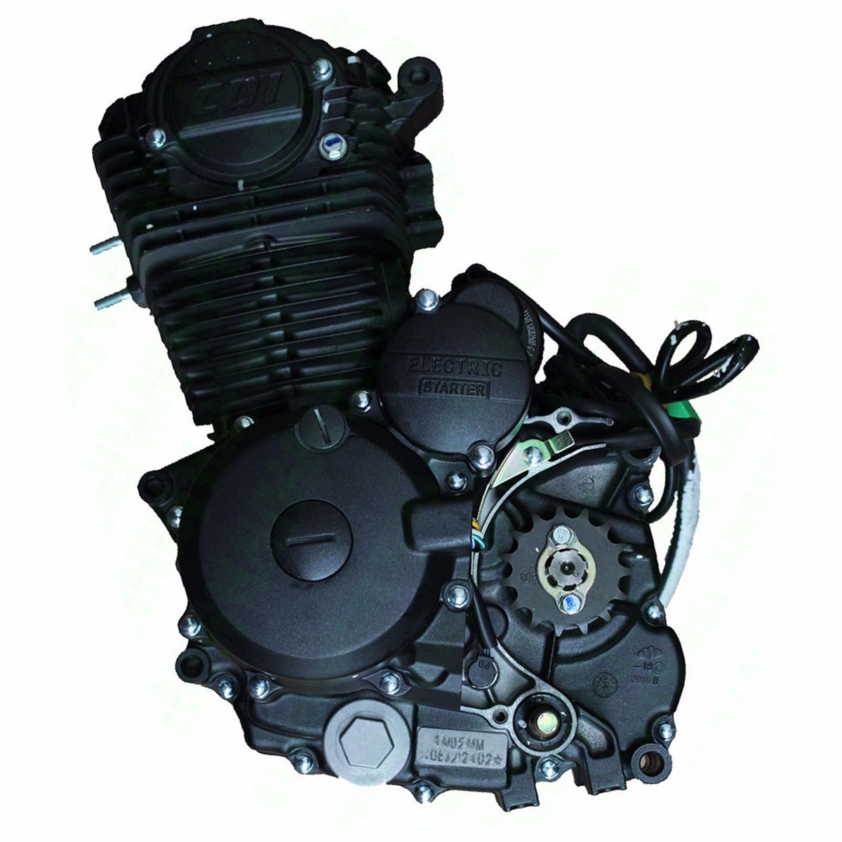 250cc Engine: 250cc Zongshen OHC Air Cooled Engine Motor Wiring Loom