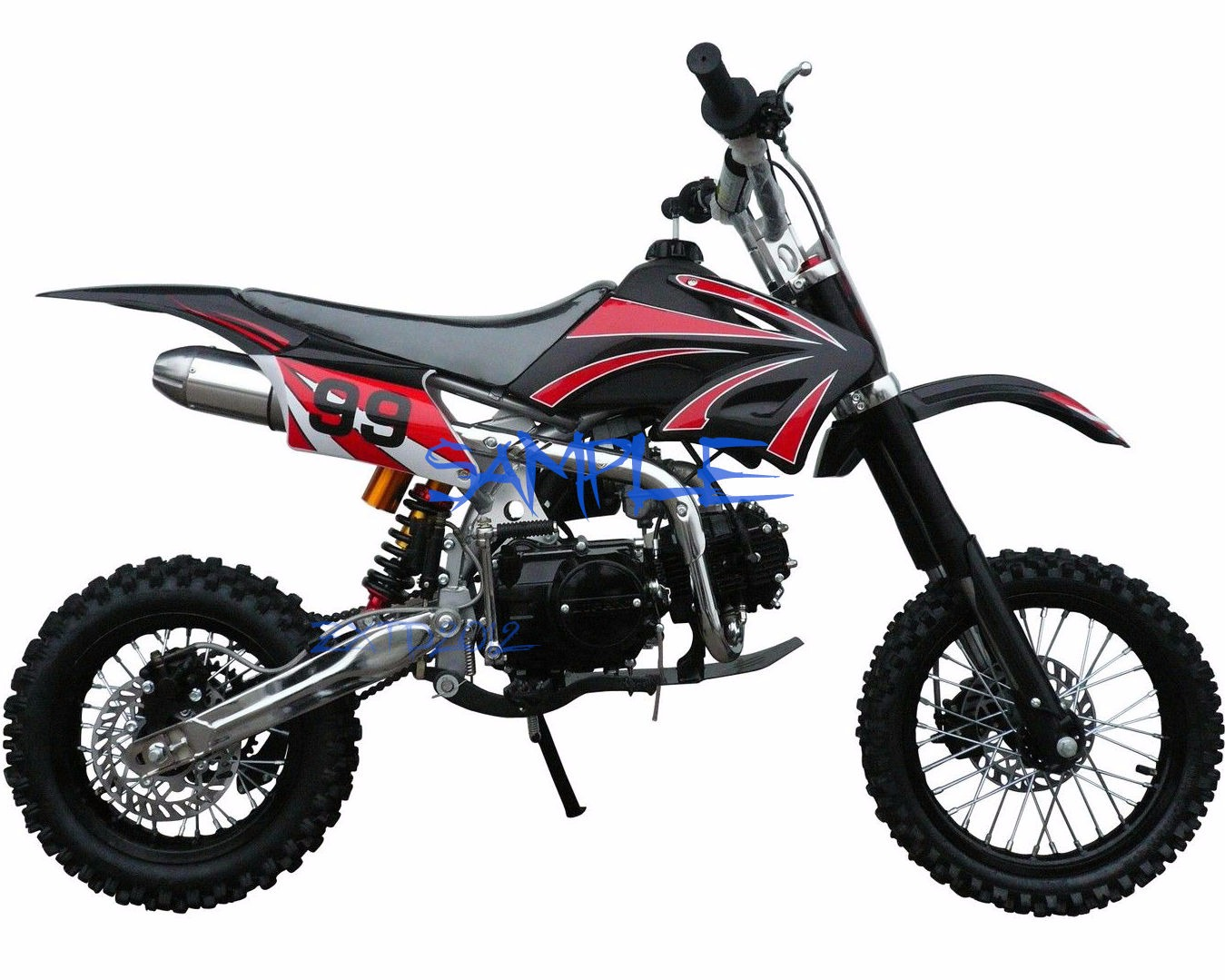 APOLLO ORION STICKERS GRAPHICS PIT BIKE CC TDR - Decal graphics for dirt bikes