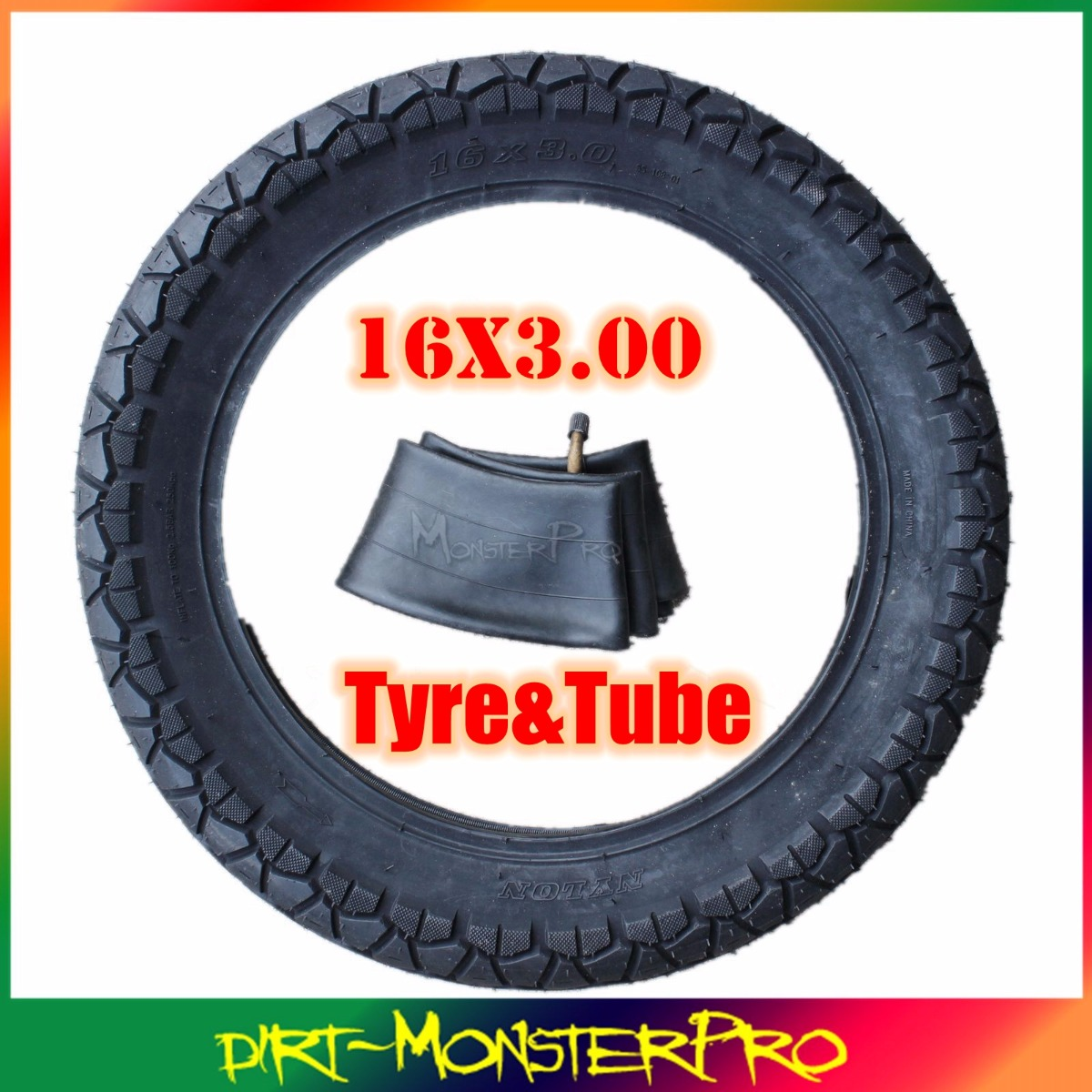 New Tyre Tire Tube Scooter Electric Bicycle E