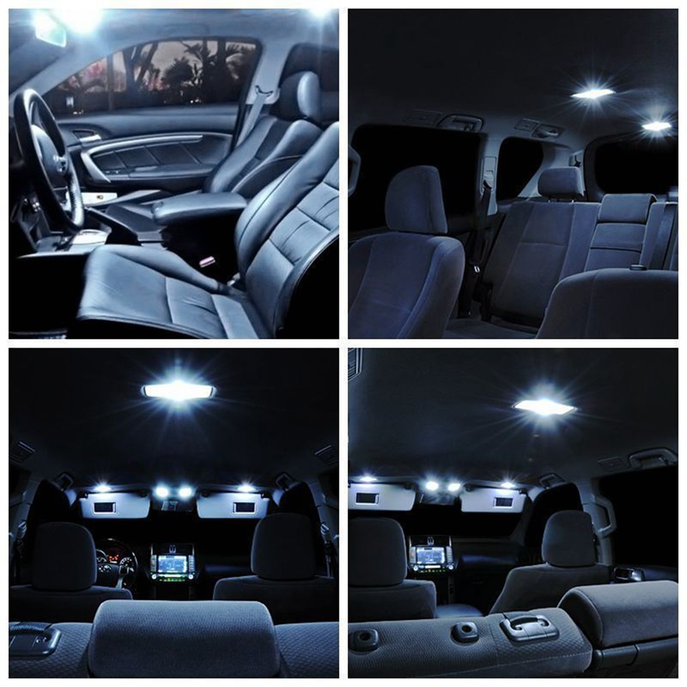 6x error free car interior led bulbs package kit for 2003 2006 lincoln navigator ebay. Black Bedroom Furniture Sets. Home Design Ideas
