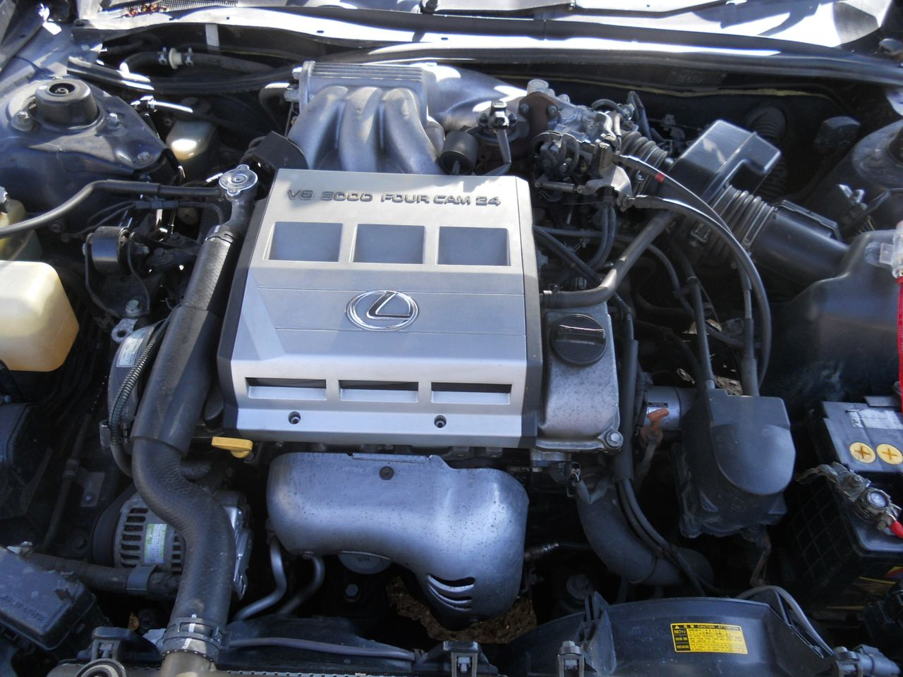 toyota lexus es300 camry good used imz v6 3 0 engine motor