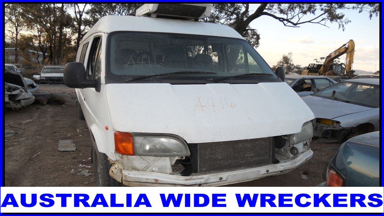 FORD-TRANSIT-VAN-VE-VF-VG-1995-2000-BONNET-WRECKING-WHOLE-CAR