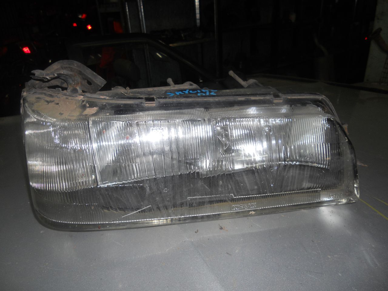 NISSAN-SKYLINE-R31-R-H-HEAD-LIGHT-SR3-WRECKING-WHOLE-CAR
