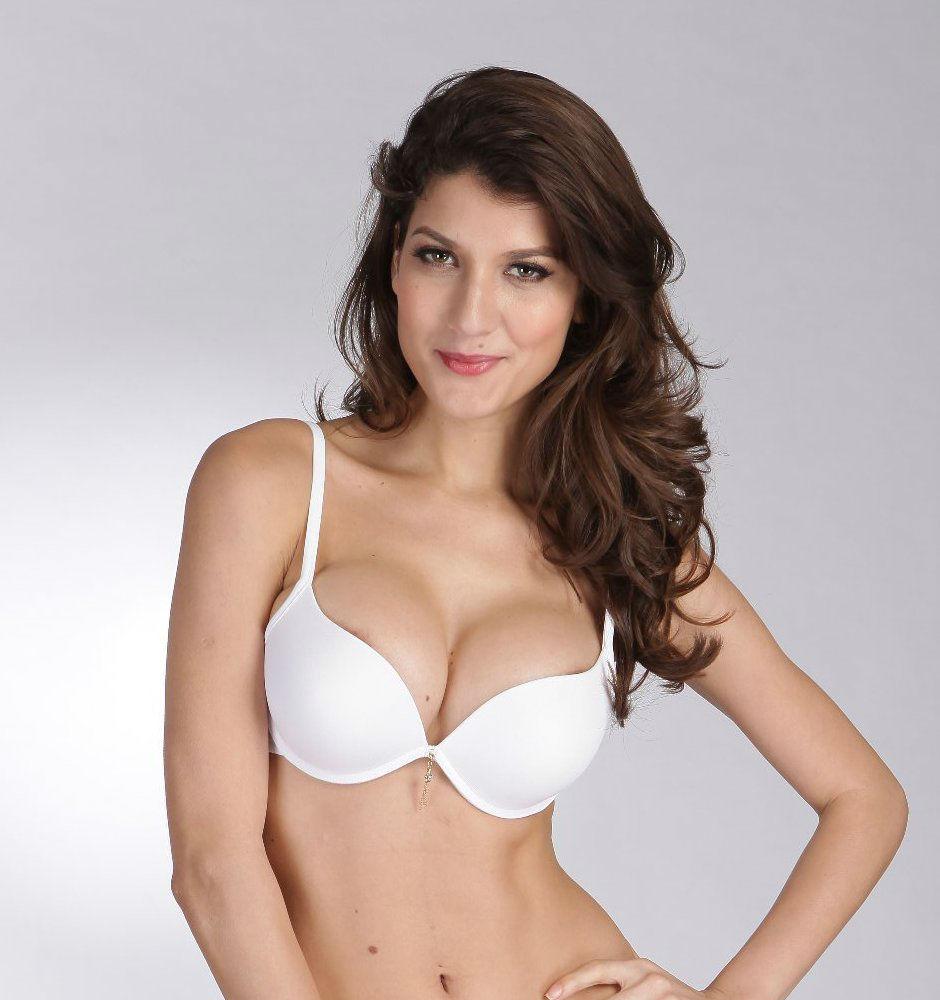 E et D LG201 super push up bra White Black Brown | eBay