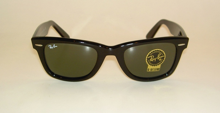 ray ban wayfarer rb2140 polarized  New RAY BAN Original WAYFARER Sunglasses RB 2140 901 Black Frame ...