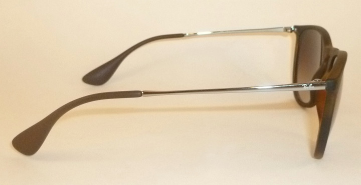 brown ray ban wayfarer  ray ban erika sunglasses
