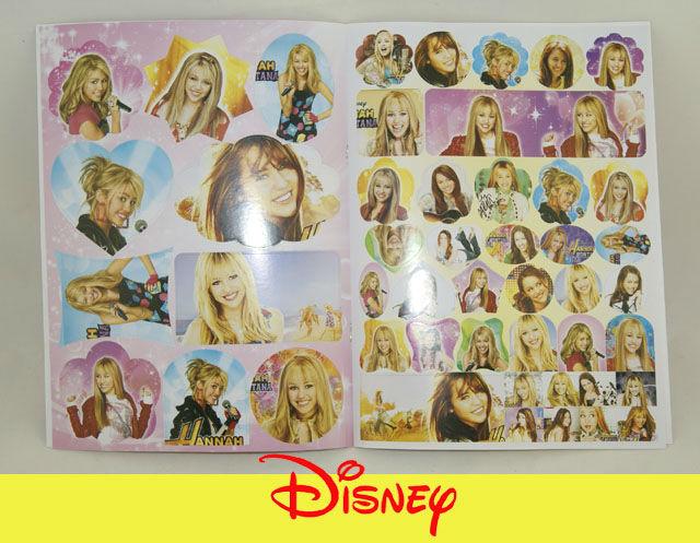 DISNEY Hannah Montana KID SCHOOL WRITE COLORING COLOURING
