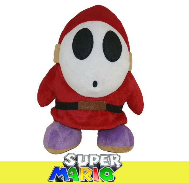 9-Super-Mario-Bros-Brothers-Plush-Stuffed-Doll-Soft-Toy-Figure-Figurine-Shy-Guy