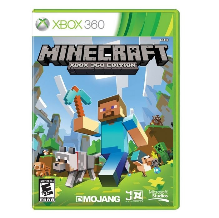 Minecraft Xbox 360 Edition for Xbox360 - BRAND NEW! FACTORY SEALED ...