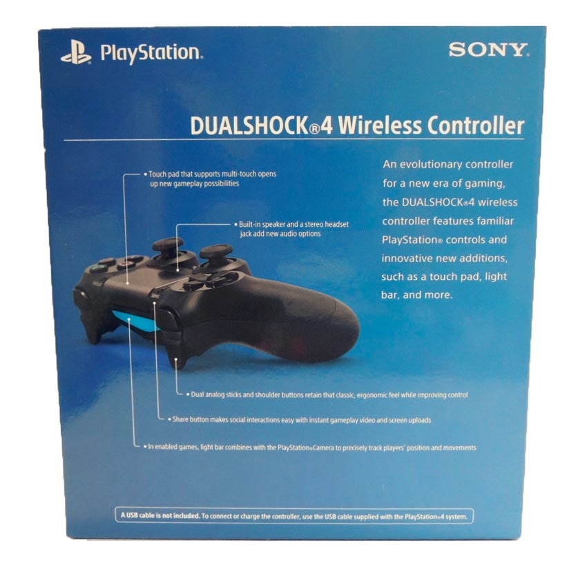 Official Sony PlayStation 4 PS4 Dualshock 4 Wireless ...