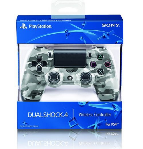 Official sony playstation 4 ps4 dualshock 4 wireless controller urban