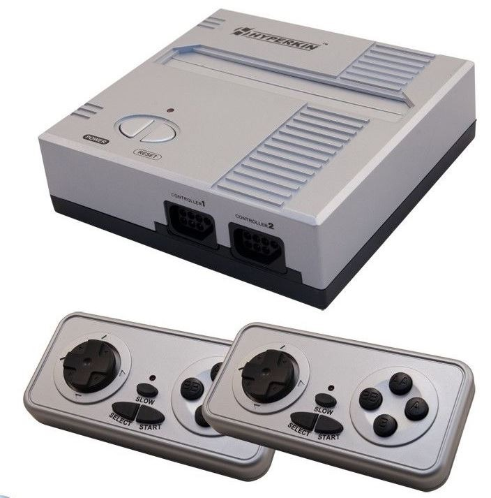 Details about Retron 1 NES System Nintendo FC Game Console 8-Bit Top    Retron 1