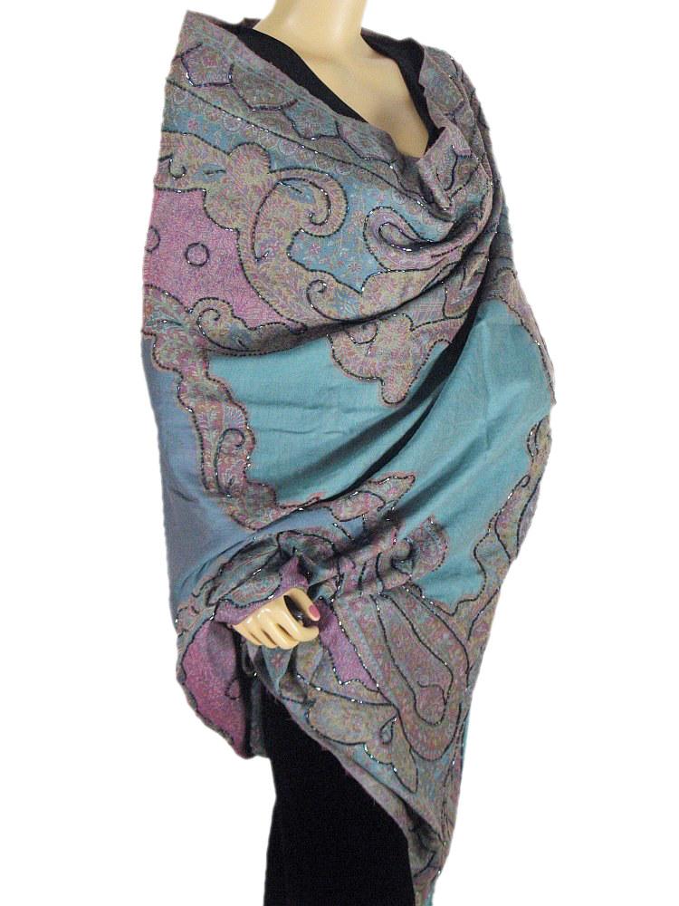 Cashmere Afghan Blanket Afghan Patoo Blanket Wool