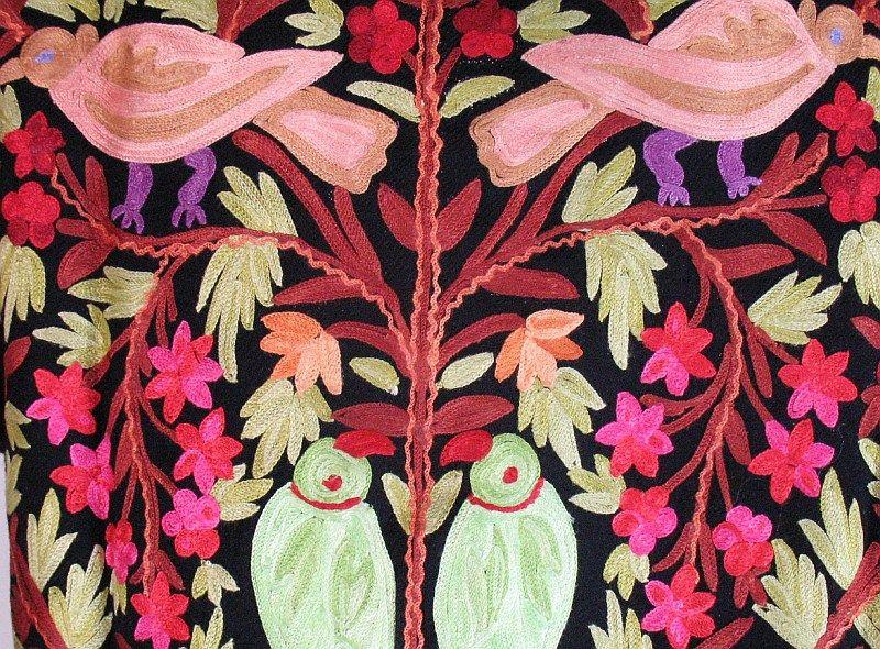 Kashida Embroidery Motifs Wwwimgkidcom The Image Kid