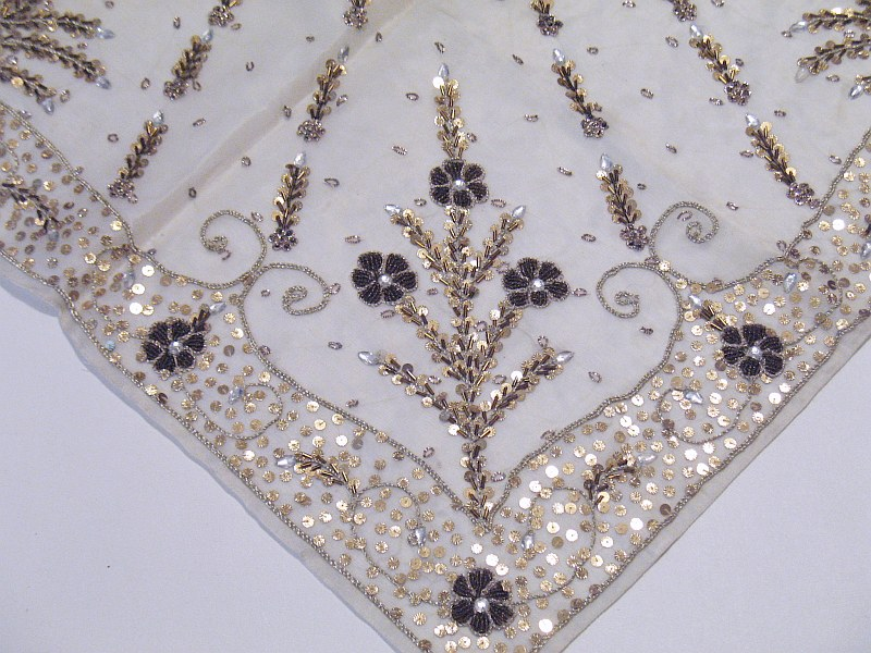 India Decor Topper Tablecloth Elegant Square Embroidered Wedding Table .