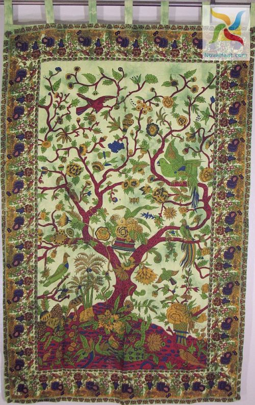 Tree Of Life Wall Hanging Indian Decor And Ethnic