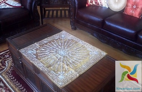 Decorative Tablecloth, Table Linens And Table Toppers From India