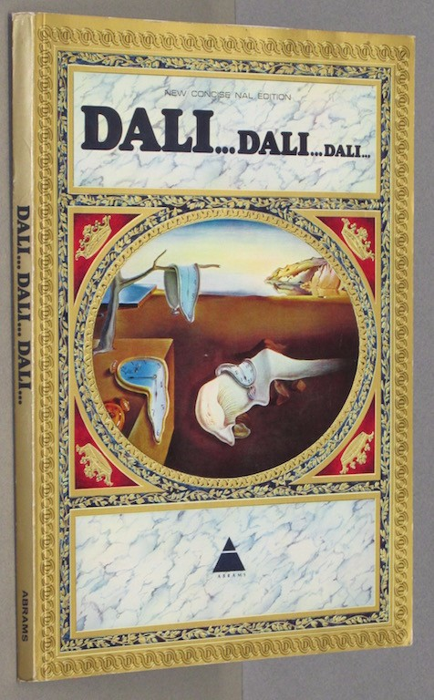 New Concise NAL Edition Dali...Dali...Dali [Paperback] by Max Gerard; Dr. Pie...