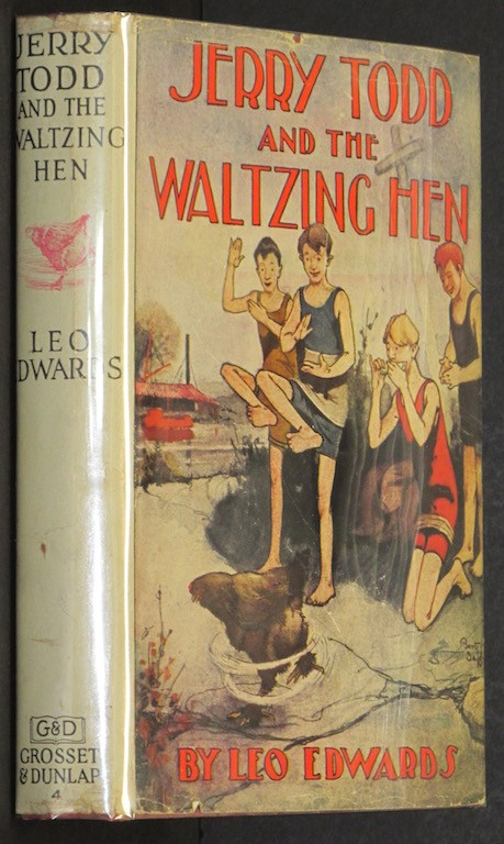 Jerry Todd and the waltzing hen (The Jerry Todd series)