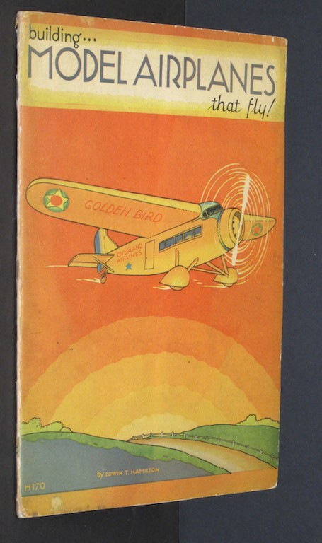 Image for Building model airplanes that fly, by Hamilton, Edwin T