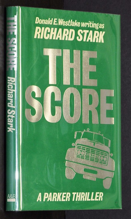 The Score, Stark, Richard (Donald Westlake)
