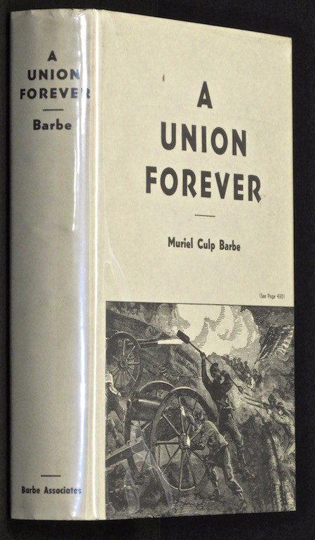 Image for A Union Forever; An Historical Story of the Turbulent Years, 1854-1865, in th...