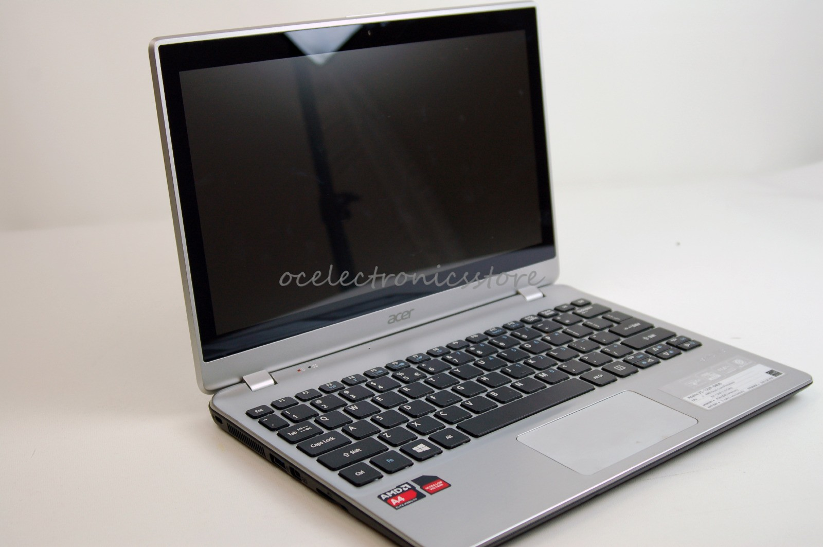 Jual Acer Aspire Slim V5 122p Silver Welcome To Lcd Led 116 One 132 132p 0408 11 6 500 Gb Amd 1 Ghz 4gb Ram