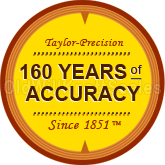 Taylor: 160 Years Of Accuracy
