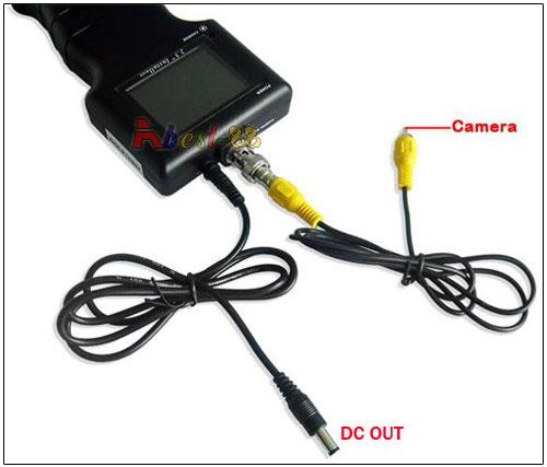 TFT LCD Monitor CCTV Camera Video Test / Tester
