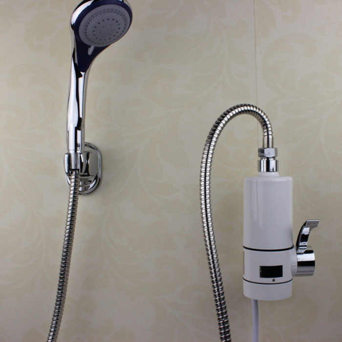 Super Instant Electric Hot Water Heater Mixer Tap Shower
