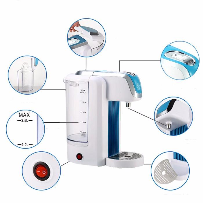 Instant Hot Water Makers : L electric instant hot water dispenser boiler tea