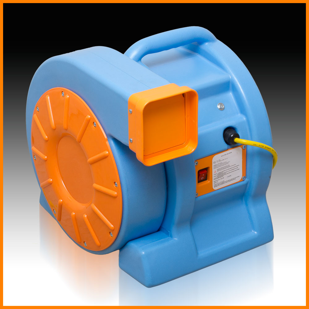 Inflatable Slide Blower: Soleaire 1.5HP Inflatable Bounce House Water Slide Motor