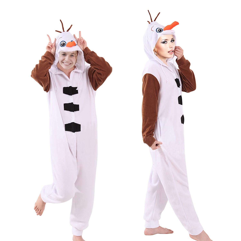 Olaf frozen costume