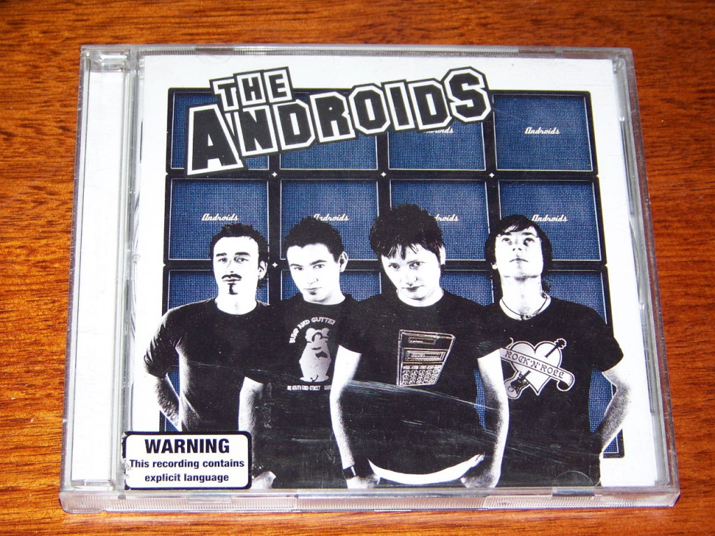 The-Androids-Self-Titled-EXCELLENT-2003-CD