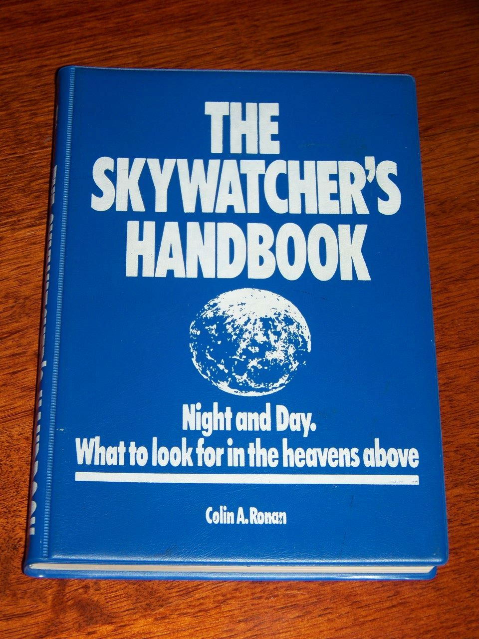 The-Skywatchers-Handbook-Colin-A-Ronin-SC