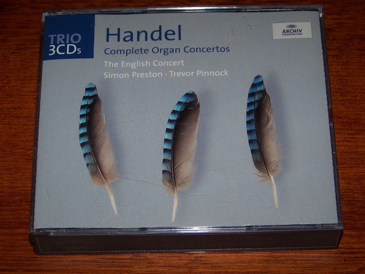 handel-Complete-Organ-Concertos-Simon-Preston-Trevor-Pinnock-As-NEW-3CD