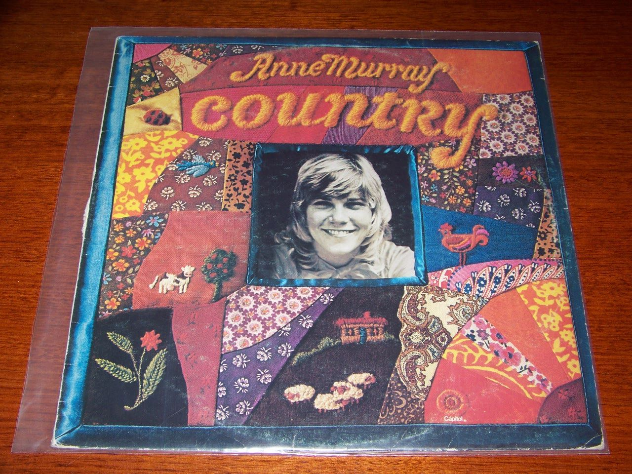 Country-Anne-Murray-EXCELLENT-1974-LP