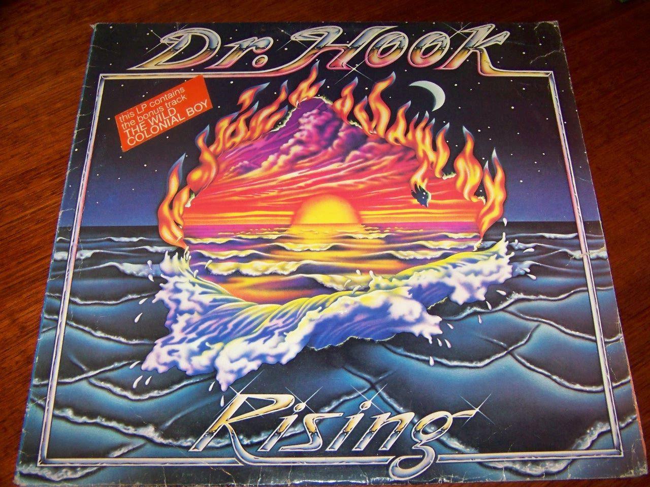 Rising-Dr-Hook-1980-LP-Excellent-Vinyl