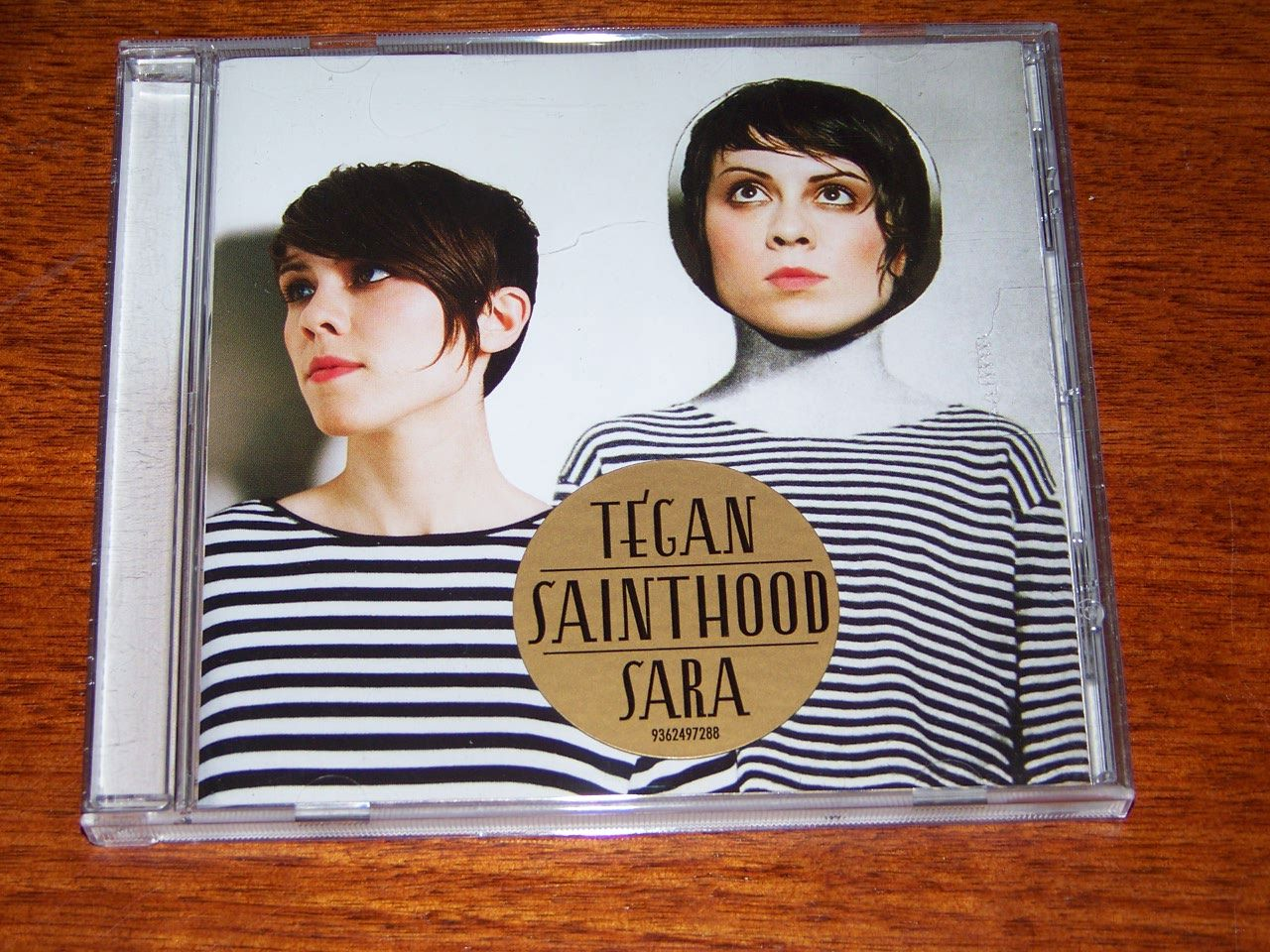 Sainthood-Tegan-and-Sarah-Near-NEW-2009-CD