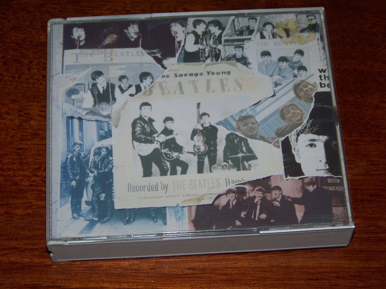 Anthology-1-The-Beatles-NEAR-MINT-2CD-Fat-Pack