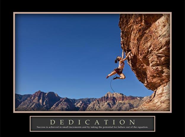 2 perseverance dedication rock climbing mountain climber