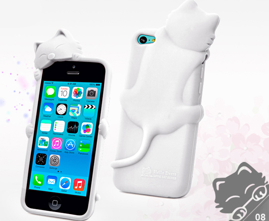 3D-Cartoon-Smile-Hide-Seek-Cat-Soft-TPU-Silicone-Rubber-Case-Cover-For-Apple
