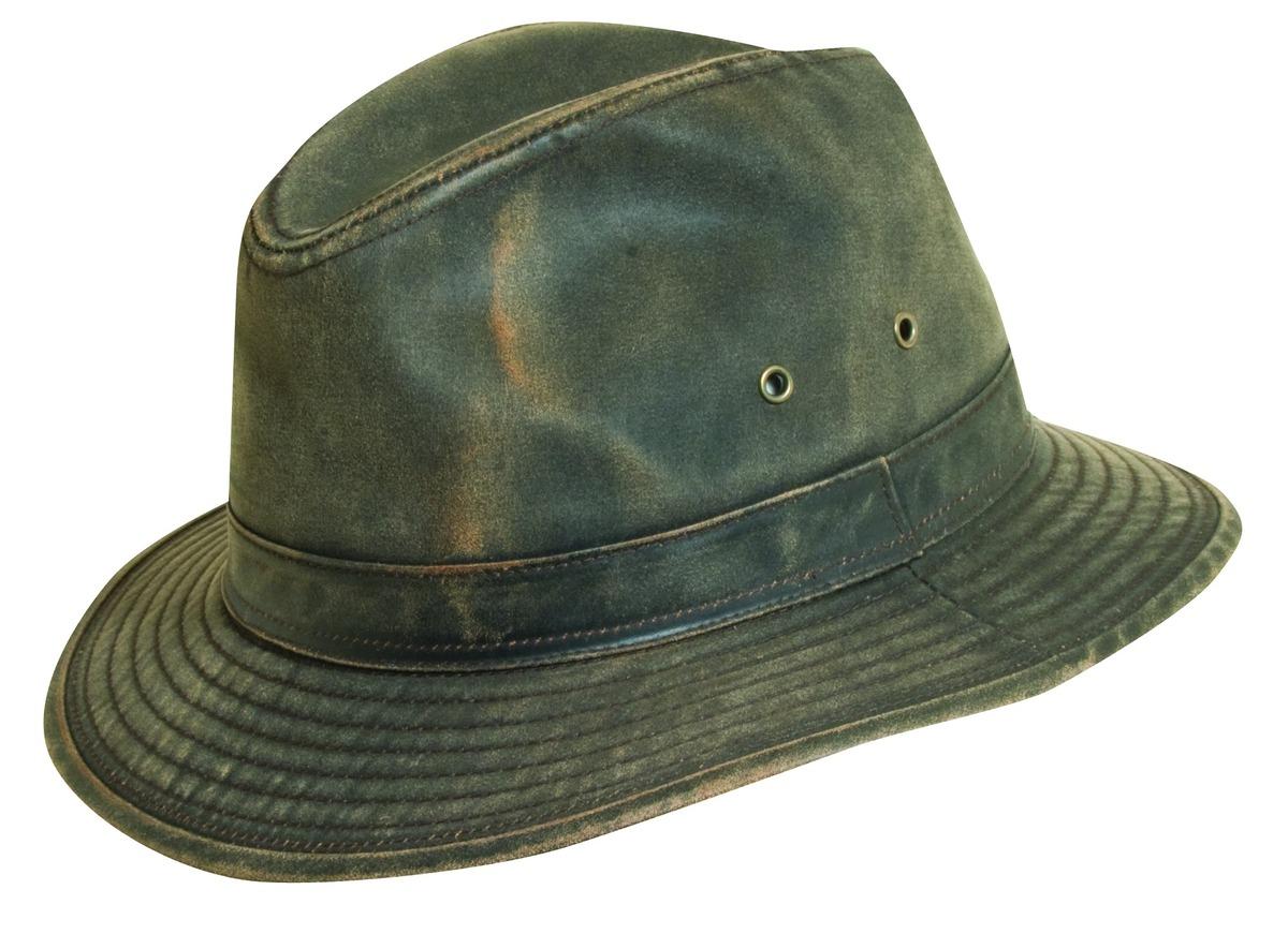 Mens hat safari bush cotton rain fishing hunting sun wide for Wide brim fishing hat