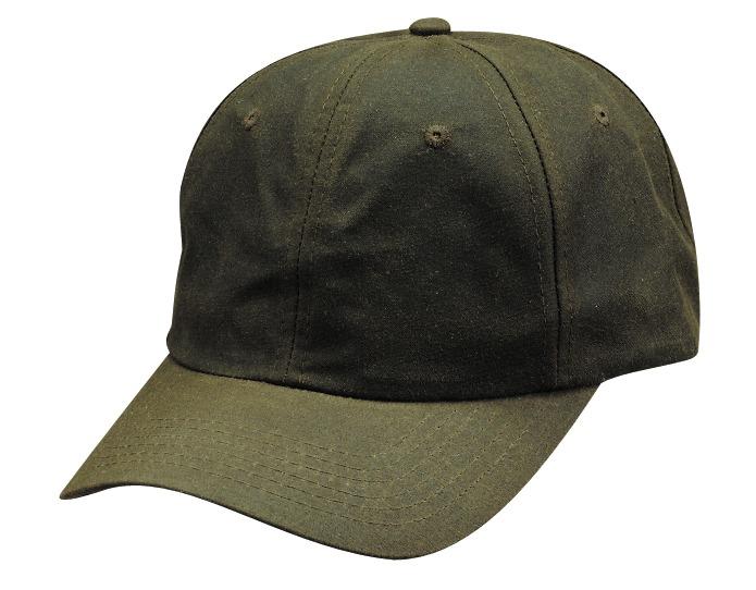 New Oil Cloth Rain Repellent Waterproof Baseball Cap Hat