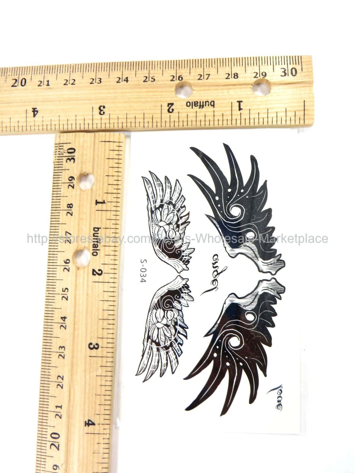 12 sheets temporary tattoo stickers transfers for adults for Adult temporary tattoo