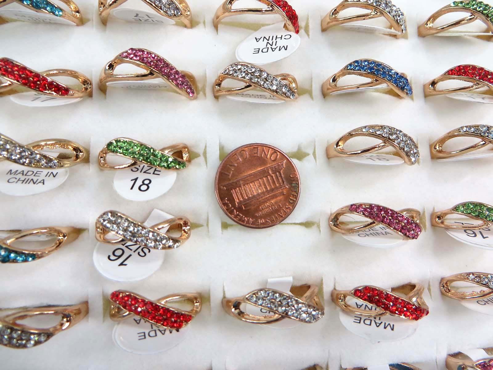 Cz fashion jewel wholesale