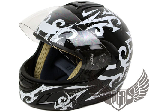 Black Tribal Tattoo Modular Flip Up Full Face Motorcycle  : JA111FU WKFLAME 3 Motorcycle <strong>Vinyl Tank Decals</strong> from ebay.com size 500 x 375 jpeg 69kB