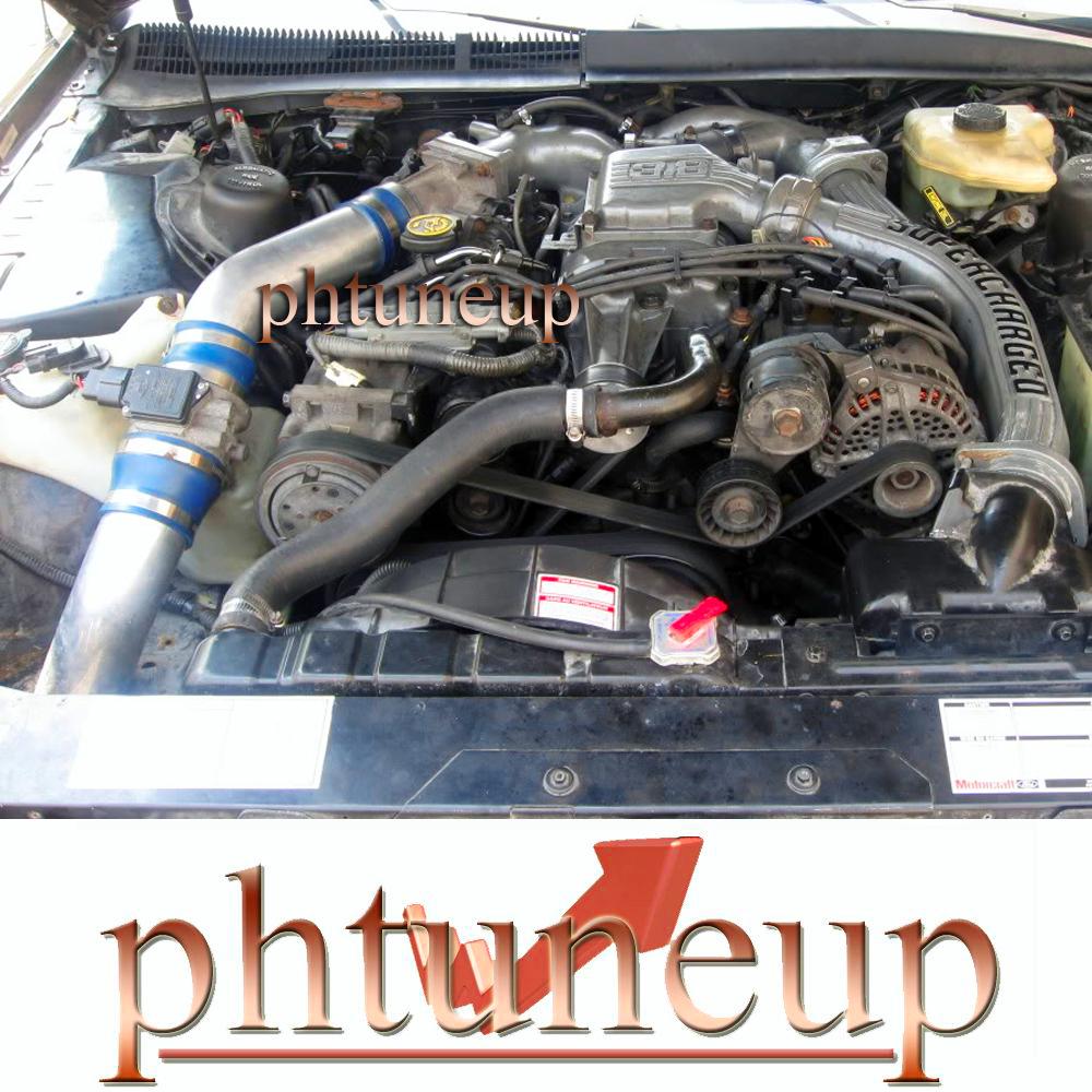 Details about BLUE 1990 1995 FORD THUNDERBIRD 3.8 3.8L V6 SC SUPER